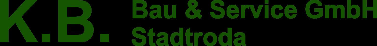 KB Bau Stadtroda
